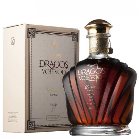 Divin Dragos Voievod XO 40 de ani, 700 ml