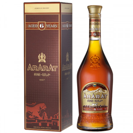Dvin Ararart Ani-Ujr 6 ani 700 ml
