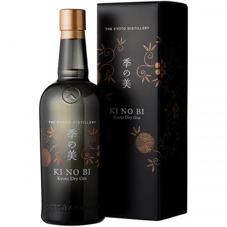 Gin Japonez Ki No Bi 700 ml