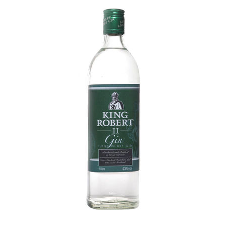 King Robert London Hill dry gin - 1000 ml
