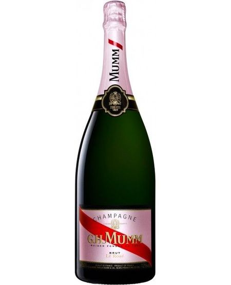 Mumm Cordon Rouge Rose 1.5L