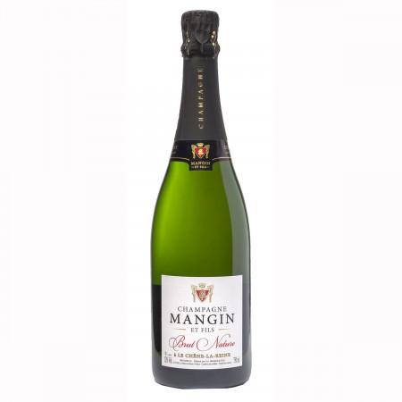 Sampanie Mangin Brut Nature 12%, 750 ml