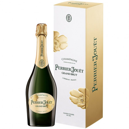 Sampanie Perrier Jouet, Grand Brut, 750 ml