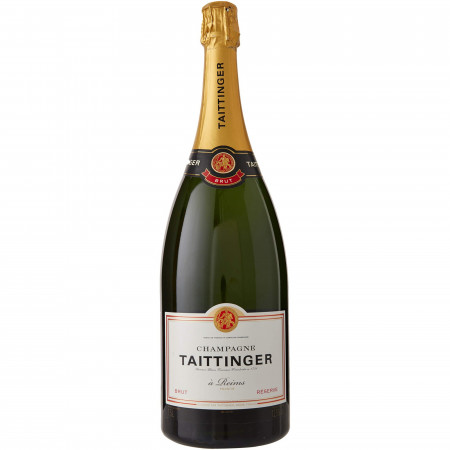 Sampanie Taittinger, Brut Reserve, 1500 ml