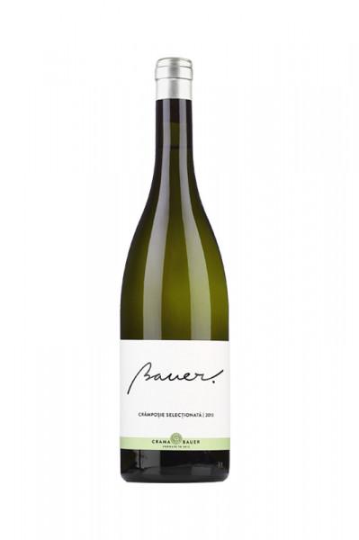 Vin alb Crama Bauer, Riesling R.R. sec 2018, 750 ml