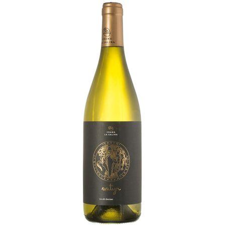 Vin alb demisec Satyr La Salina 13.5 % - 750 ml