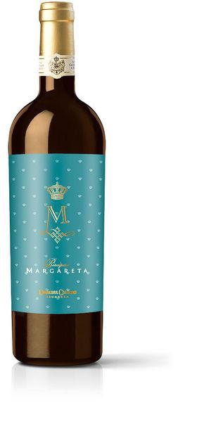Vin alb sec Principesa Margareta 750 ml