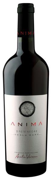 Vin rosu, Aurelia Visinescu, Anima 3 Fete Negre - 750 ml