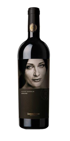 Vin rosu sec Minima Moralia Daruire - , 750 ml