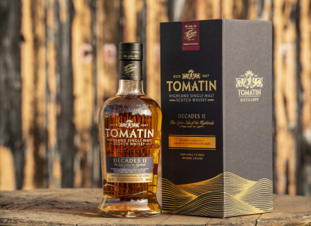 Whisky Decades II, Single Malt, 46%, 700 ml