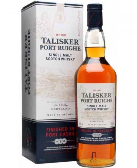 Whisky Talisker Port Ruighe 700 ml