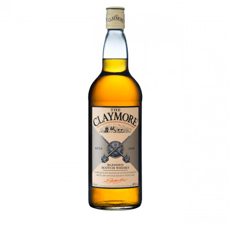 Whisky The Claymore, 1000 ml