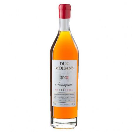 Armagnac Deau Duc Moisans 2001, 700 ml