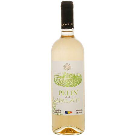Bautura aromatizata pe baza de vin Pelin alb de Urlati 12 % - 750 ml
