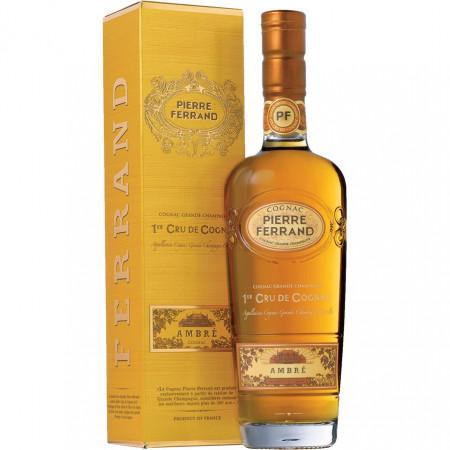 Cognac Pierre Ferrand Ambre 40%, 700 ml