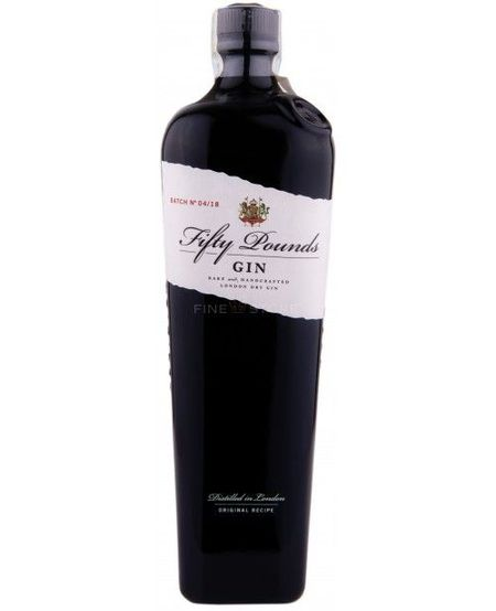 Fifty Pounds Gin - 700 ml