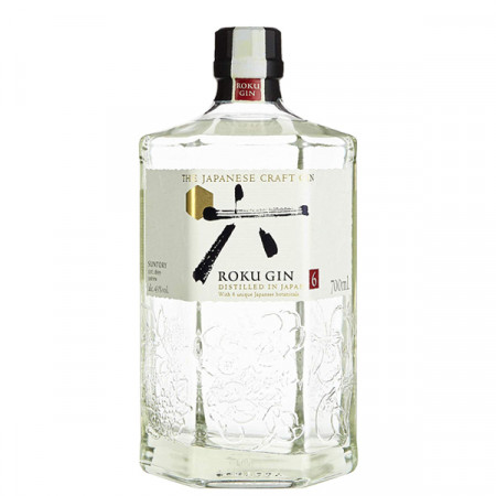 Gin japonez Roku 700 ml