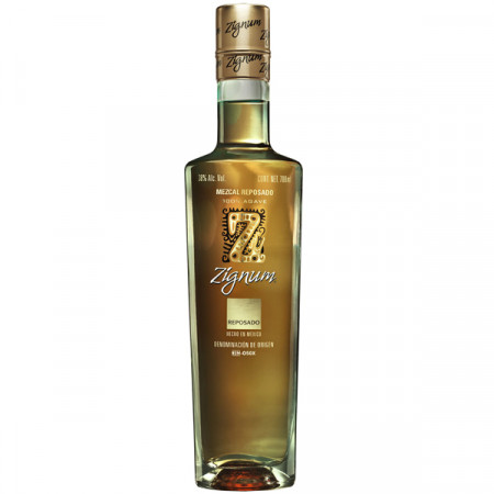 Tequila Zignum Mezcal Reposado 700 ml