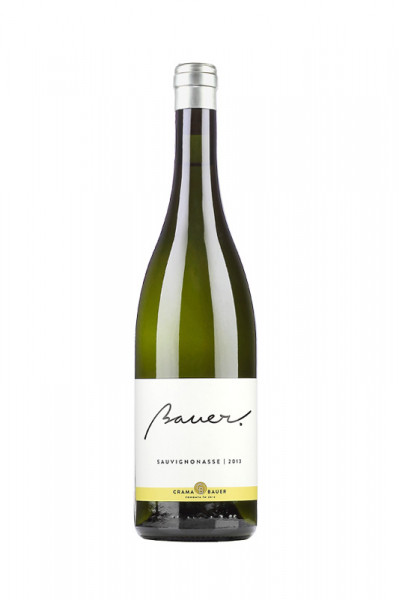Vin alb Crama Bauer, S.V.S. 2015, 750 ml