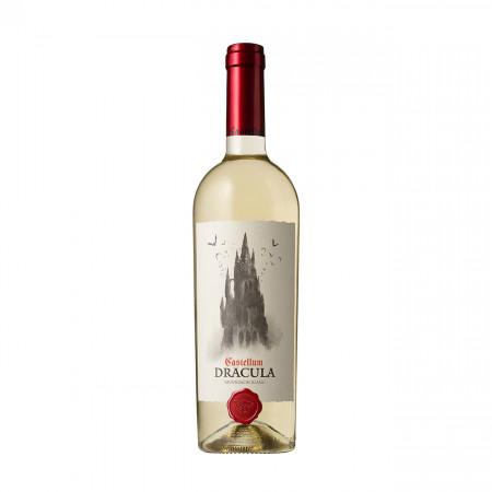 Vin alb sec, Castellum Dracula Sauvignon Blanc, 750 ml