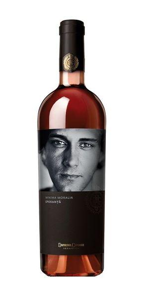 Vin Rose Minima Domeniul Coroanei Moralia Speranta 14% - 0.750 l