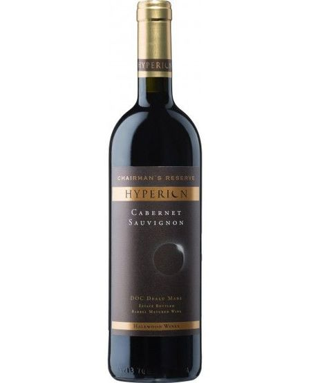 Vin rosu sec Hyperion Chairman's Reserve Cabernet Sauvignon - 2008- 13.5 % - 750 ml