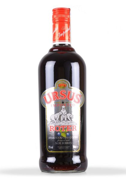 Vodka Ursus Roter Imported (, 700 ml)