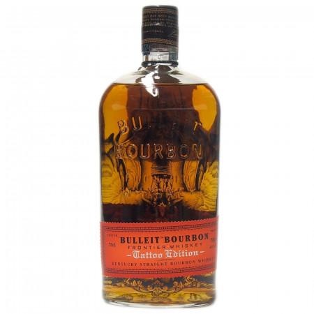 Whiskey Bourbon Bulleit Tatoo, 700 ml