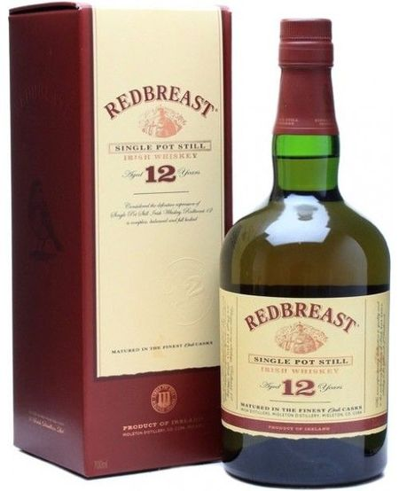 Whisky Redbreast 12 Ani 0.7L