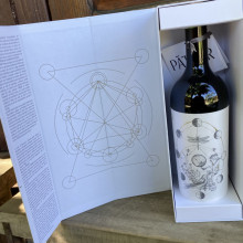 Vin rosu sec Biodinamic Domeniul Bogdan Patrar Syrah 750 ml