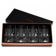 Glencairn Whisky Glass 4 bucati cu cutie cadou