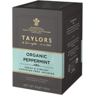 Ceai organic de menta Taylors of Harrogate 20 pliculete a cate 2g