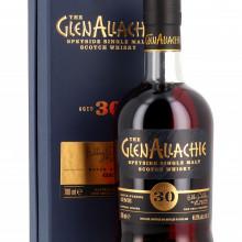 GlenAllachie 30 yo 48.9%, 700 ml