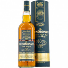 Glendronach Cask Strength Batch 8, Single Malt, 61%, 0.7L