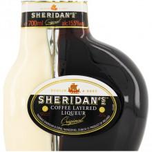 Lichior Cafea Sheridan's, 15.5%, 700 ml