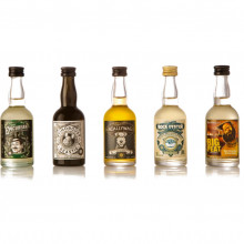 Remarkable Regional Malts Miniature Gift Pack, 5 x 50 ml
