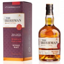 The Irishman Single Malt Marsala Cask Finish, 46%, 700 ml