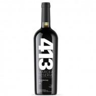 Vin alb sec 413 Marcea Reserve Chardonnay 750 ml
