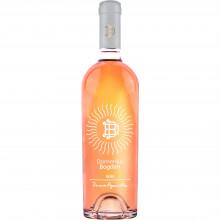 Vin Domeniul Bogdan Organic Rose 750 ml