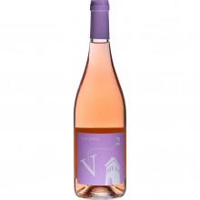 Vin rose sec Villa Vinea V2 750 ml