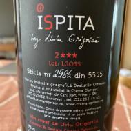 Vin rosu cupaj Ispita Savoare - 750 ml