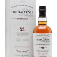 Whisky Balvenie Portwood 21 years, 700 ml