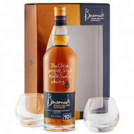 Whisky Benromach 10 ani Gift Box, 700 ml