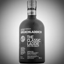 Whisky Bruichladdich Scottish Barley The Classic Laddie, 50%, pachet cu 2 pahare, 700 ml