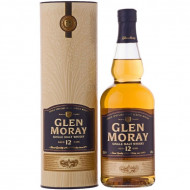Whisky Glen Moray 12 ani 700 ml