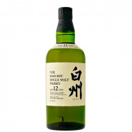 Whisky japonez The Hakushu 12 ani, 700 ml