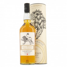 Whisky Lagavulin 9 ani editie limitata Game of Thrones, House Lannister 700 ml