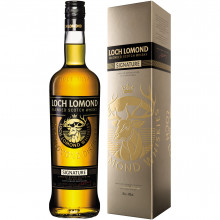 Whisky Loch Lomond Signature, Blended, 40%, 700 ml