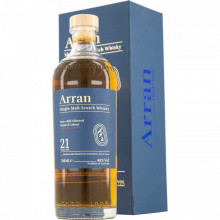 Whisky Single Malt Arran 21 Ani, 700 ml