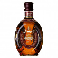 Whisky Dimple 15 Ani, 1000 ml